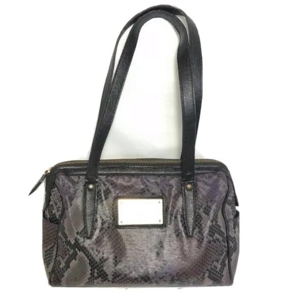 Relic Handbags - RELIC Shoulder Bag Snake Skin Design Purse